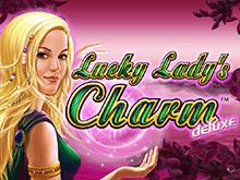 Игровые автоматы Чемпион с демо Lucky Lady's Charm Deluxe