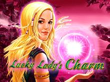 Игровые автоматы Чемпион с демо Lucky Lady's Charm