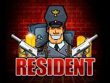 Новая игра Resident от казино Чемпион на деньги