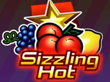 Автомат Sizzling Hot в клубе Чемпион