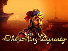 Игровые автоматы Чемпион с демо The Ming Dynasty