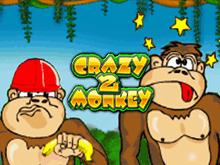 Новые демо без регистрации Crazy Monkey 2