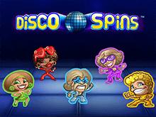Игровые демо Disco Spins