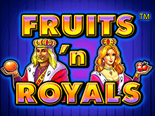 В казино Чемпион на деньги Fruits And Royals
