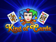 В казино Чемпион на деньги King Of Cards