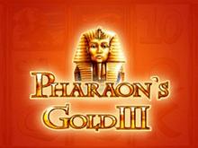 Новые демо без регистрации Pharaohs Gold III