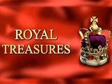 Игровые автоматы Чемпион онлайн Royal Treasures