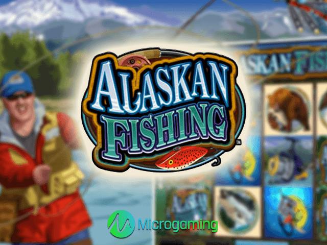Виртуальный автомат Alaskan Fishing от Microgaming