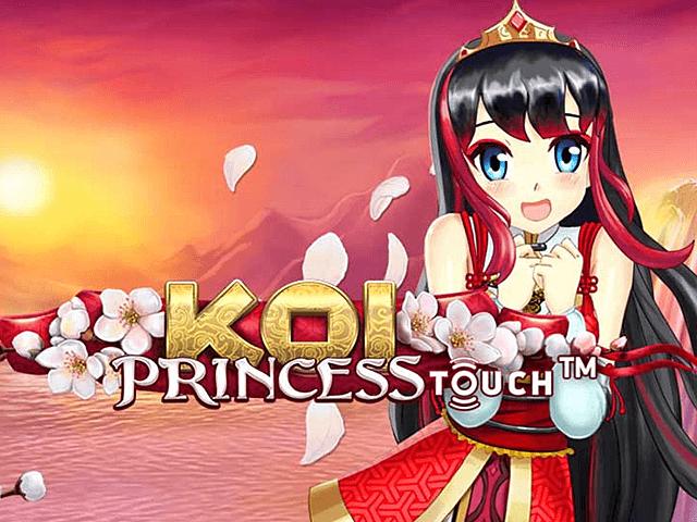 Онлайн-автомат Koi Princess от компании NetEnt