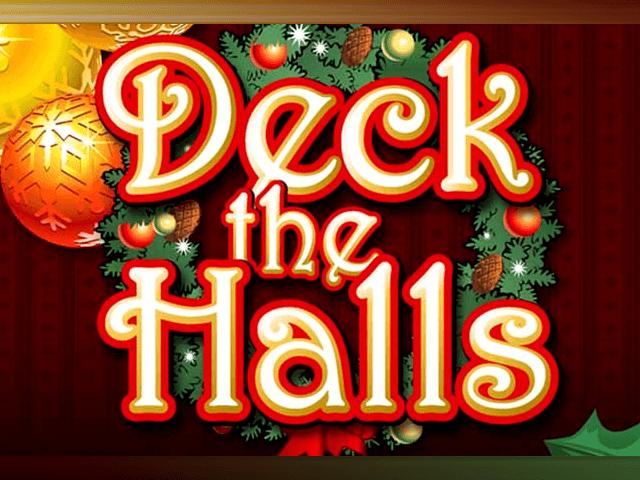 Игровой автомат Deck The Halls от Microgaming