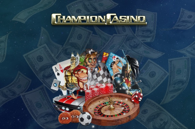 Онлайн казино Чемпион - играть на champion-lottery.com.ua